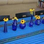 cobalt vases