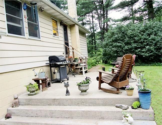 George's patio