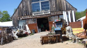 Junk Shops and Storefronts