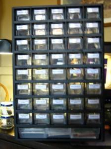 Seed sorting idea