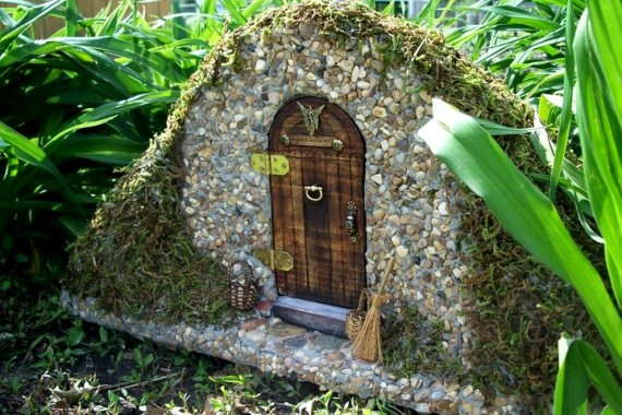 How to Creating a Flea Market fairy garden Flea Market Gardening