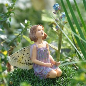 Fairy gardens your diy tips flea market gardening Small garden fairies