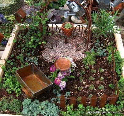 Miniature Garden Shoppe