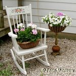 Jean Morrow Rocking chair