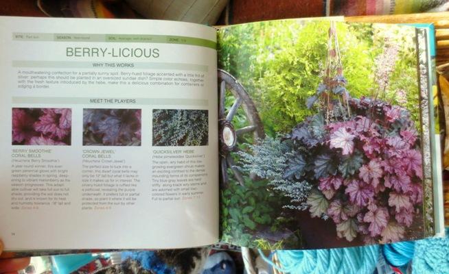 Fine Foliage page, Berry-licious!