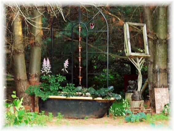 Jeanne Sammon's tub 'scene'
