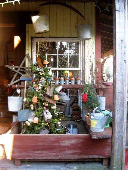 Laura's shop window box