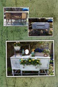 Jake's buffet garden-collage.