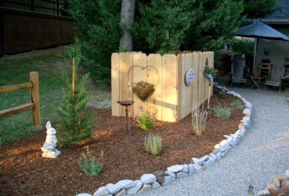 Barbara S Hand Crafted Garden Flea Market Gardening