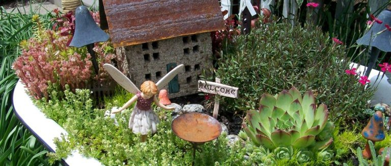Fairy gardens: Your DIY tips