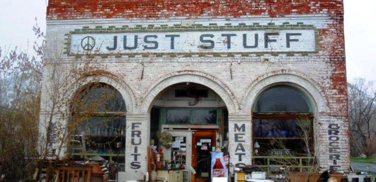 Thrift shop shopping…for the garden