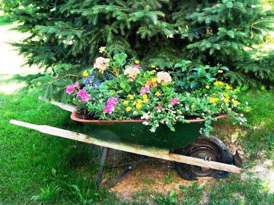 Catherine S Junktique Garden Flea Market Gardening
