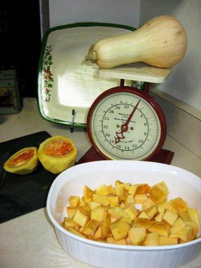 Keri Little's butternut squash
