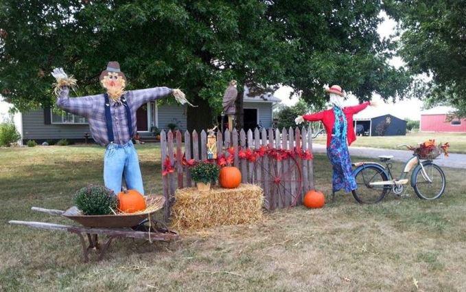 Jeanette Garr's classic Scarecrow scene