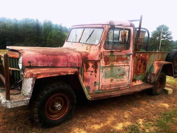 Old 'Tow' Mater