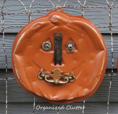 Organized Clutter's squished squash