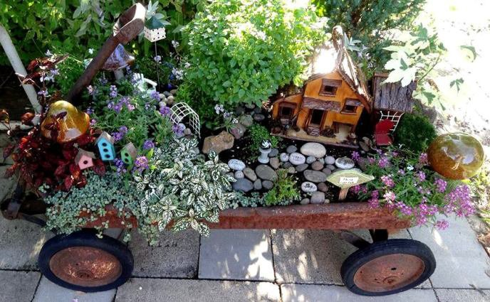 How To Make A Fairy Garden Bridge