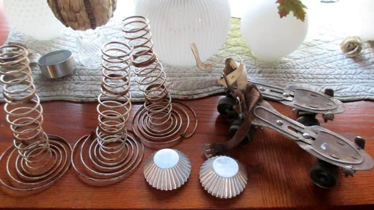Sue Gerdes's art supplies