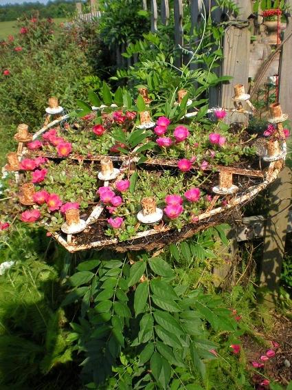 Billie S Rustic And Romantic Country Garden Flea Market