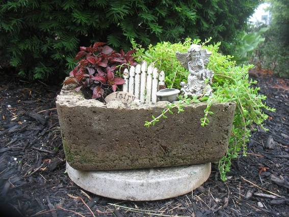 12 Unique Hypertufa Projects For The Garden Flea Market