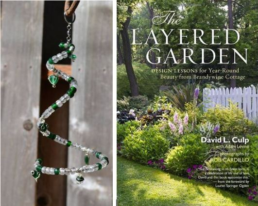 March into Spring 'Spring' and 'The Layered Garden' Contest prizes
