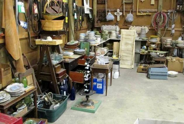 Sue Gerdes garage space