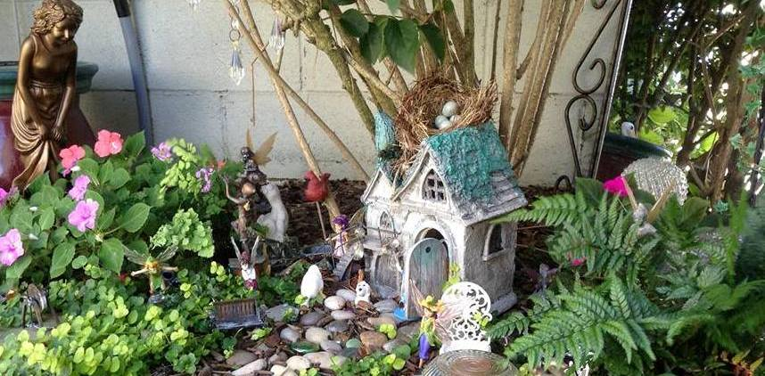 Fantastical Fairy gardens