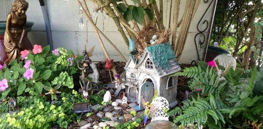 Advanced Class! Fairy gardens to the next level…