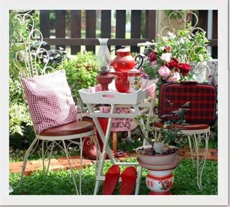 Oldskol garden