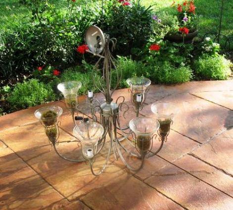 Sonia Kirk's old chandelier