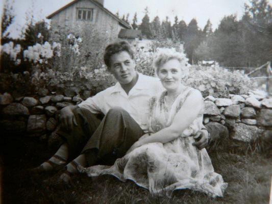 Pirjo Vainionpää's mother