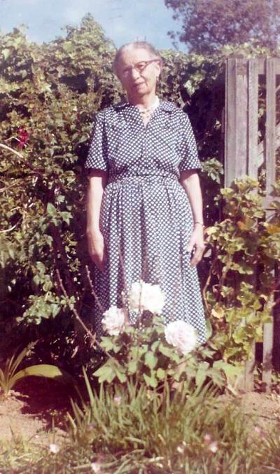 Teresa Jansen's grandma