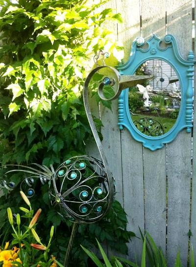 Amazing Uses For Old Picture Frames In The Garden Flea