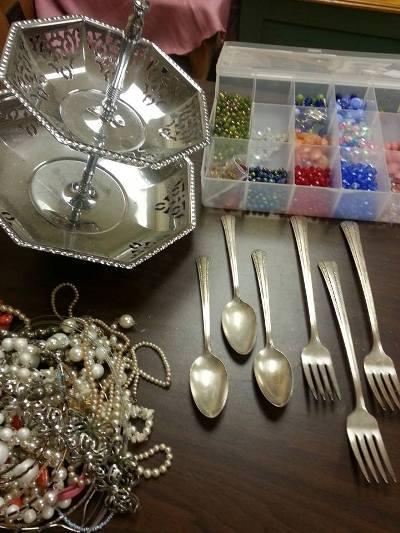 Lisa Collier's art supplies