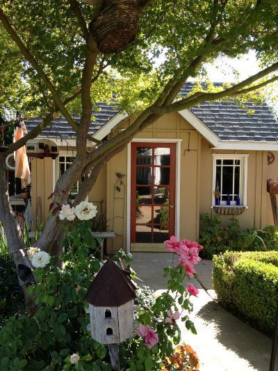 Marsha Horner's cottage