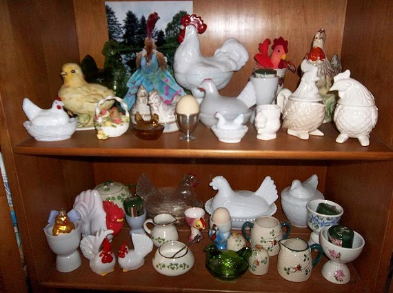 Pamela Seitz chickens out with her collection
