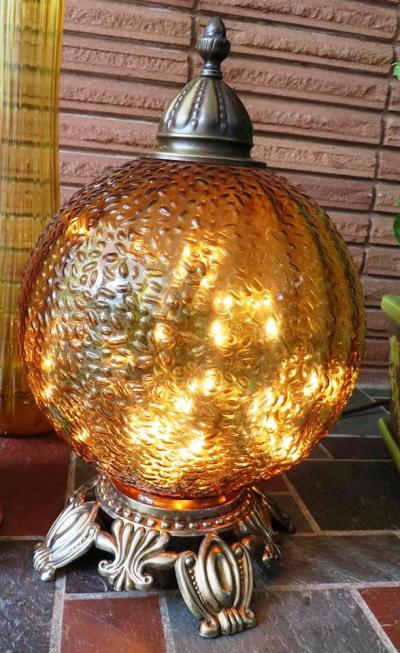 Cindy Sullivan's 60s lamp gets a new life