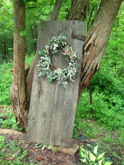 Karen's Treasures wonderful simple door