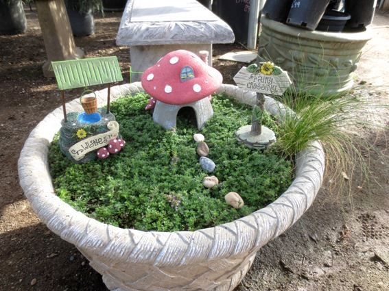 Easy fairy gardens anyone can do Flea Market Gardening