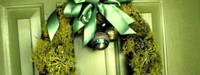 Lichen wreath