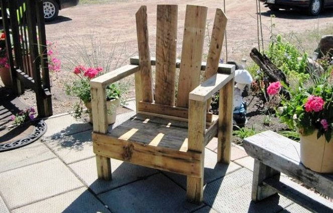 Cheryl Farley's 'easy' chair