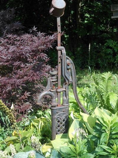 Dawn Wood's unique vintage pump
