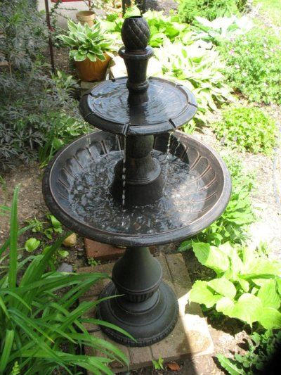 Reuse And Recycle Broken Fountain To Fabulous Flea