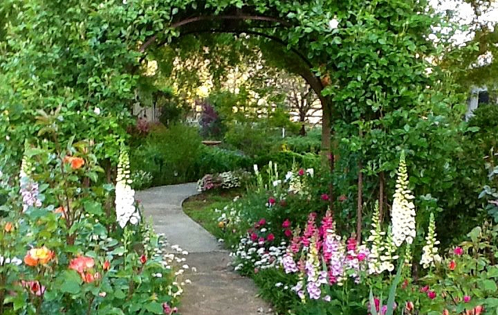 Arbors, the entrance to your garden