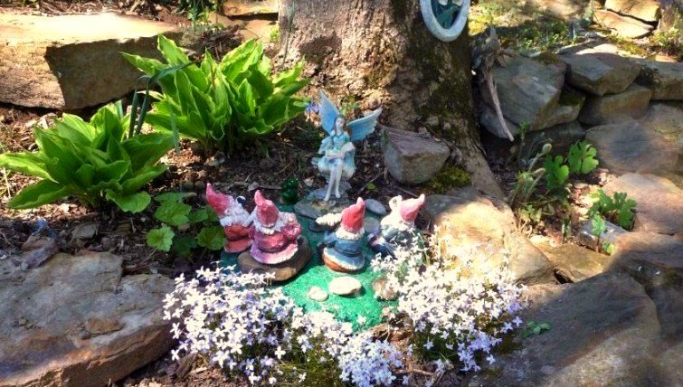 Recipes For Fairy Trees Step By Step Flea Market Gardening