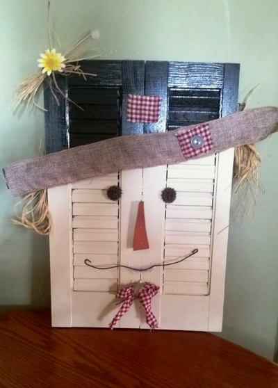 Ammie Peters's snowman