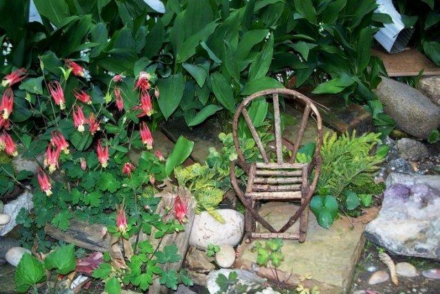 Helen Eyers's best twig chair