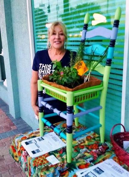 Tanya Goldsmith's Floridalicious colors