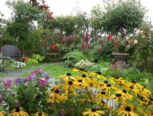 market garden design