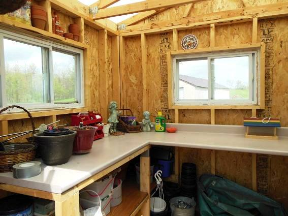 Kathy S Garden Shed From Start To Finish Flea Market